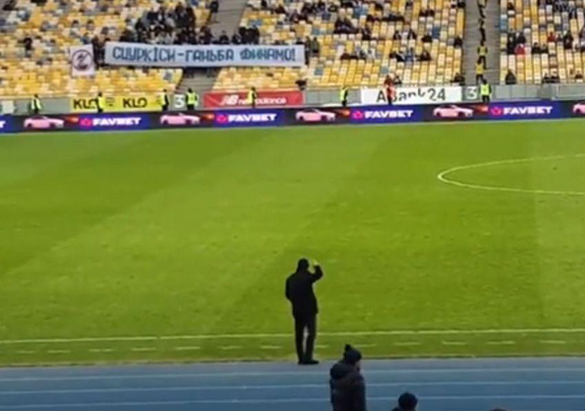 Dinamo Kiev, formația antrenată de Mircea Lucescu (75 de ani) s-a calificat în semifinalele Cupei Ucrainei. A trecut de Kolos, după loviturile de departajare. A fost 0-0 după 120 de minute și 4-3 la penalty-uri.