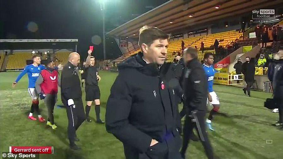 Rangers, o nouă victorie în Scoția! Ianis Hagi a fost rezervă, într-un meci în care Gerrard a fost eliminat