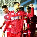 Lui Montini îi lipsesc meciurile de fotbal, n-a mai jucat unul din decembrie 2019, din cauza problemelor la genunchi