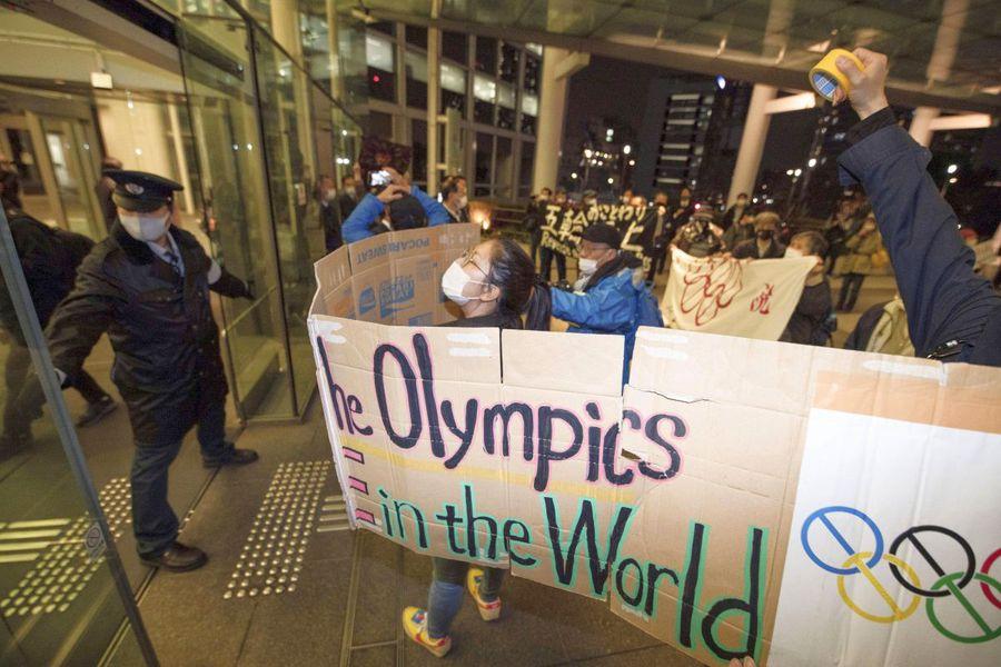 Unii dintre revoltați nu vor JO nicăieri în lume FOTO Imago Images