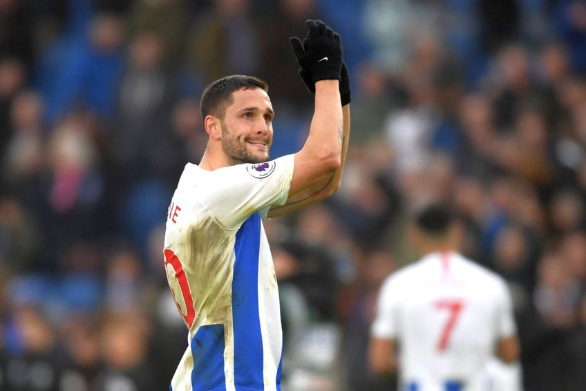 Florin Andone, Brighton // foto: Guliver/gettyimages