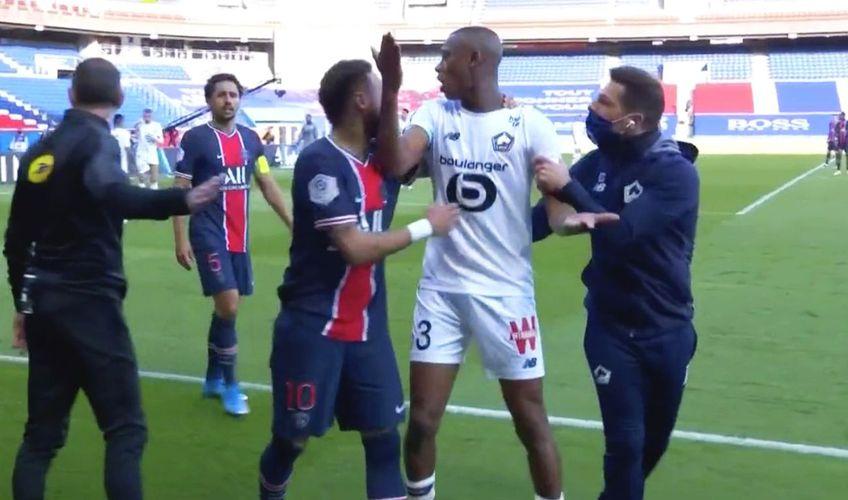 PSG a pierdut duelul cu Lille, scor 0-1, și riscă să piardă titlul în Ligue 1.