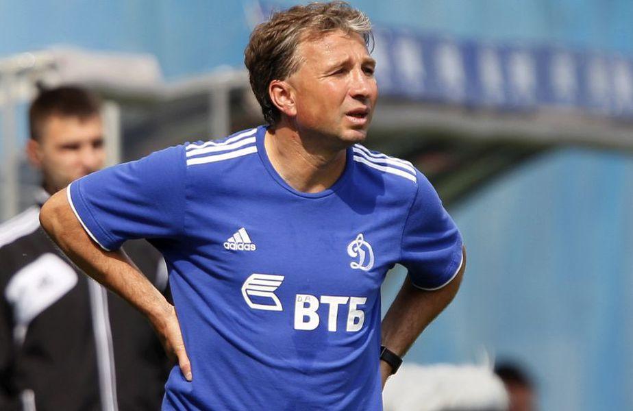 Dan Petrescu a antrenat Dinamo Moscova între 2012 și 2014 // sursă foto: Guliver/gettyimages