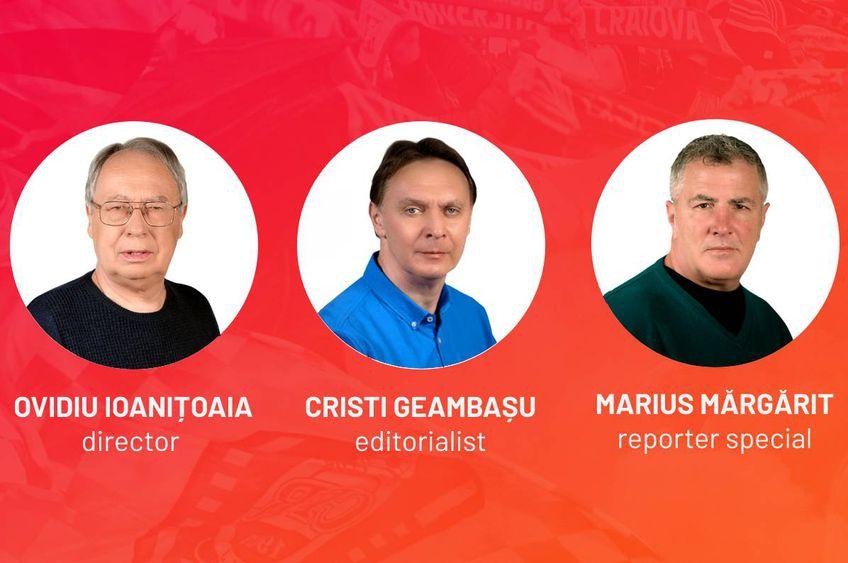 Vocile Gazetei » FCSB - CFR Cluj, comentat live de Ovidiu Ioanițoaia, Cristi Geambașu și Marius Mărgărit