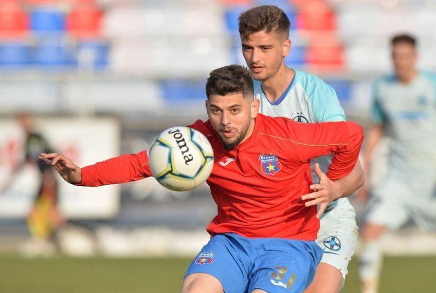 În semifinala barajului de promovare în Liga 2, CSA Steaua va juca împotriva celor de la ACS Mostiştea Ulmu (locul doi din Seria a 3-a). FCSB 2 va întâlni CS Afumați (locul 1 din Seria 3).