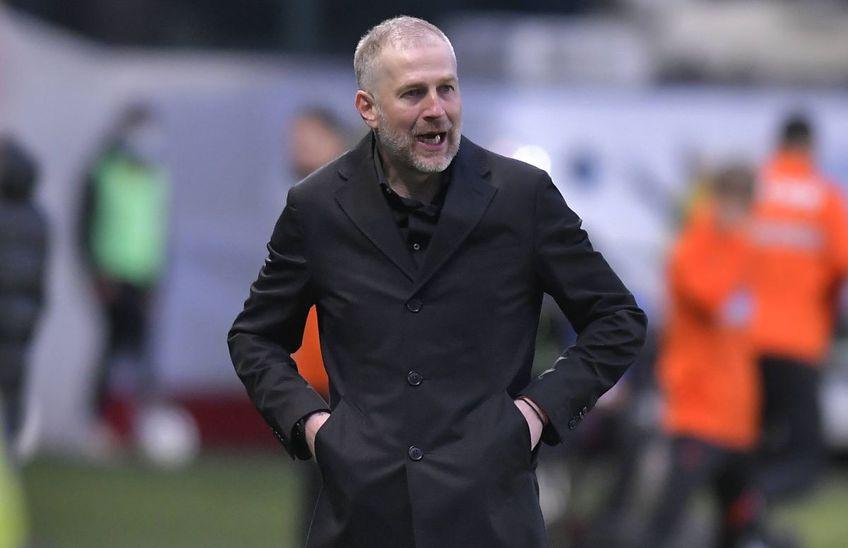 """După FCSB - CFR Cluj 1-1, Edi Iordănescu, antrenorul """"feroviarilor"""", a comentat prestația elevilor săi, care au egalat dramatic în prelungiri."""