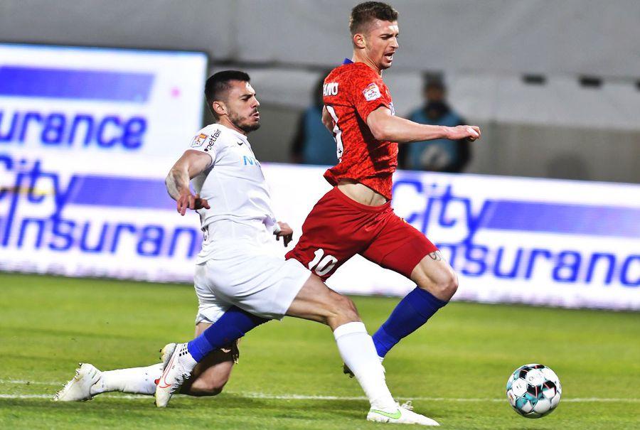 FCSB - CFR 1-1. FOTO: sportpictures.eu