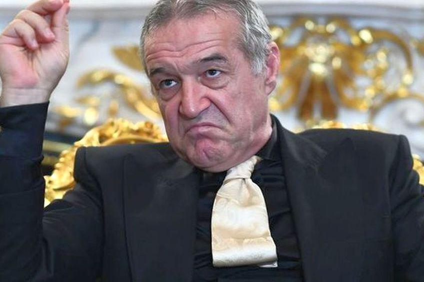 FCSB a remizat cu CFR Cluj, scor 1-1, în etapa cu numărul 5 din play-off. Gigi Becali i-a criticat pe Olimpiu Moruțan și pe Valentin Crețu.