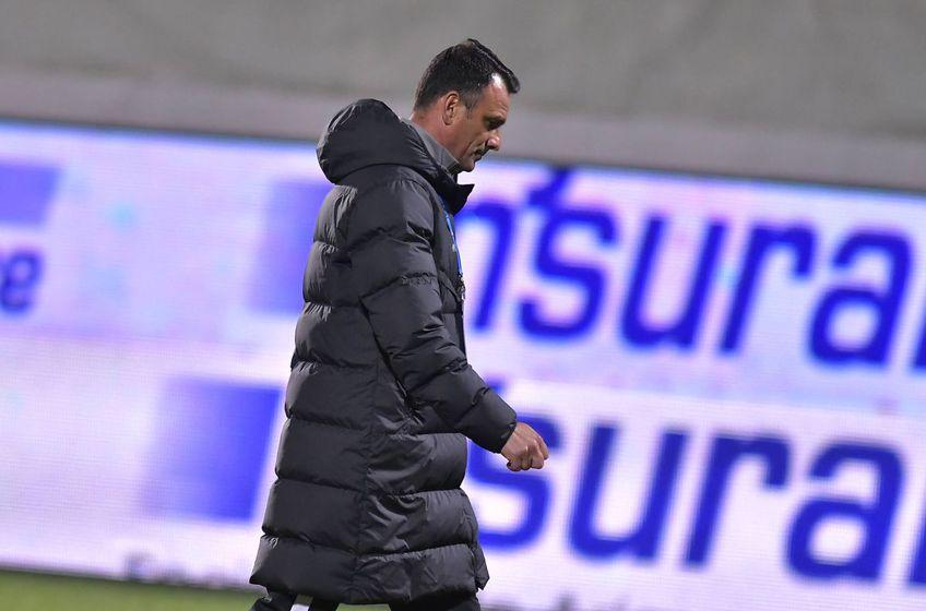 După FCSB - CFR Cluj 1-1, Toni Petrea, tehnicianul roș-albaștrilor, a invocat lipsa de noroc pentru ratarea victoriei.