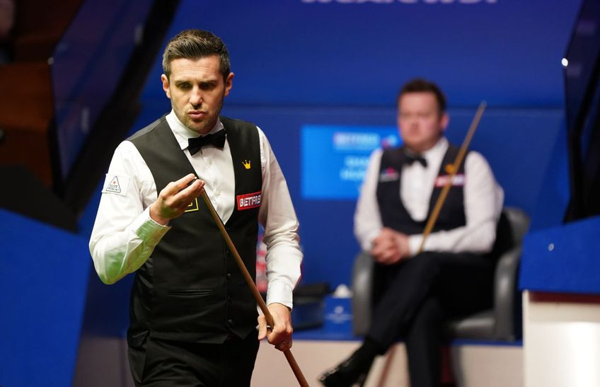 Mark Selby este pentru a patra oară campion mondial la snooker, foto: Guliver/gettyimages