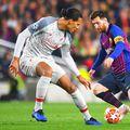 Van Dijk în duel cu Messi, foto: Guliver/gettyimages