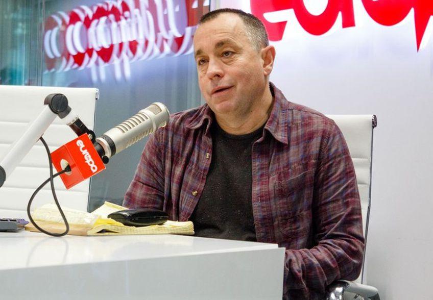 Cătălin Tolontan, foto: Europa FM