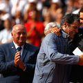 Toni Nadal și Rafael Nadal în 2017 la Roland Garros FOTO Guliver/GettyImages