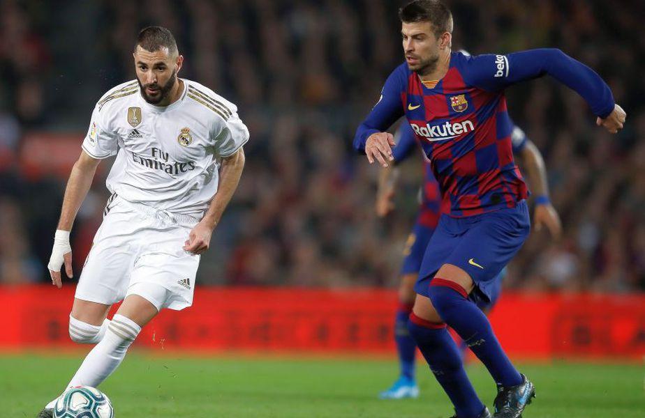 Barcelona și Real Madrid sunt primele două echipe din La Liga // sursă foto: Guliver/gettyimages