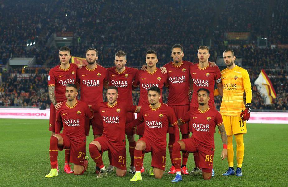 AS Roma a ajuns la un acord cu Maccabi Haifa pentru transferul lui Suf Podgoreanu // sursă foto: Guliver/gettyimages