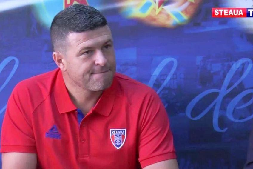 Daniel Oprița // foto: captură Steaua TV