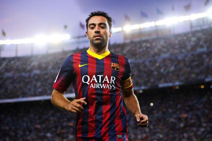 Xavi vine să construiască la Barcelona o adevărată mașinărie. foto: Guliver/Getty Images