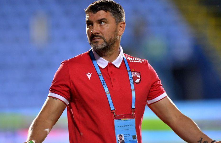 Adrian Mihalcea va avea un final de sezon infernal la Dinamo