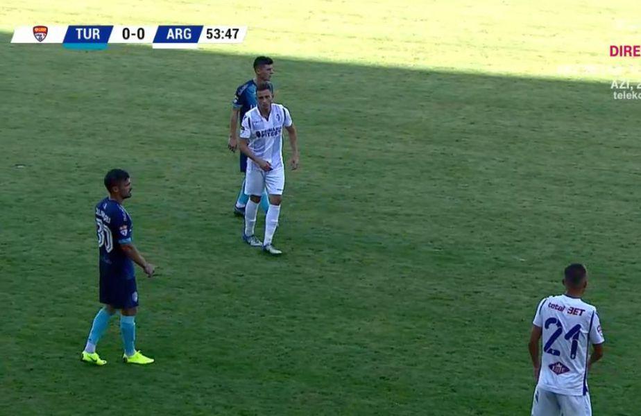 Turris și FC Argeș joacă primul meci din play-off-ul ligii secunde