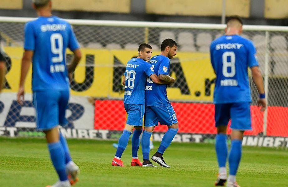 Gaz Metan și Craiova deschid etapa cu numărul 6 din play-off  FOTO: Facebook @UCVOficial
