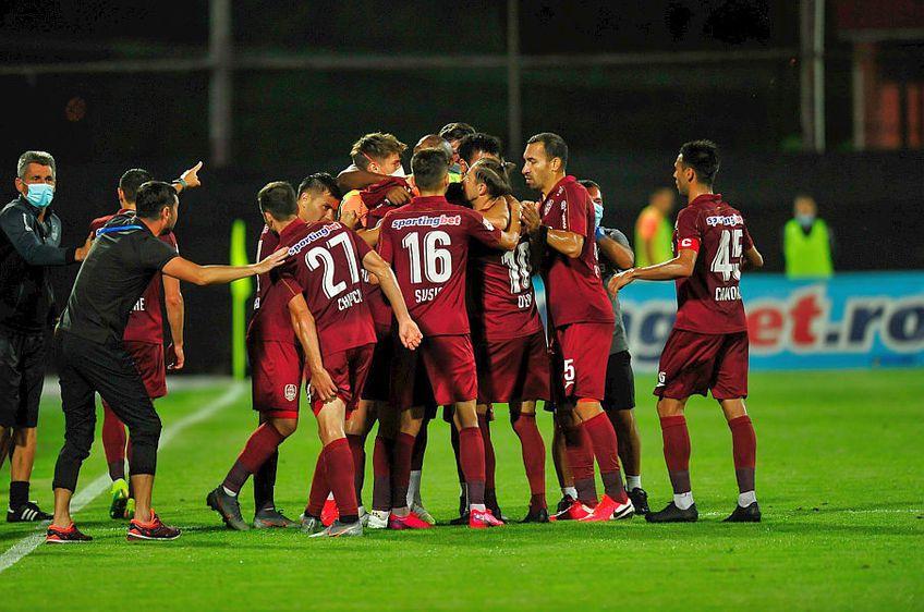 CFR Cluj este noua campioană din Liga 1