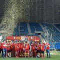 CFR Cluj a câștigat Liga 1 după 3-1 cu CS U Craiova