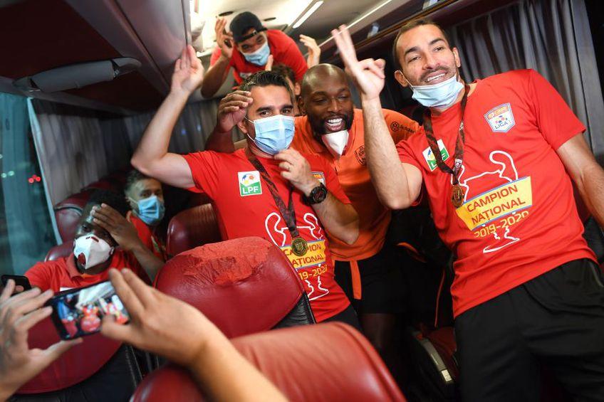 Imagini de senzație din vestiarul lui CFR Cluj