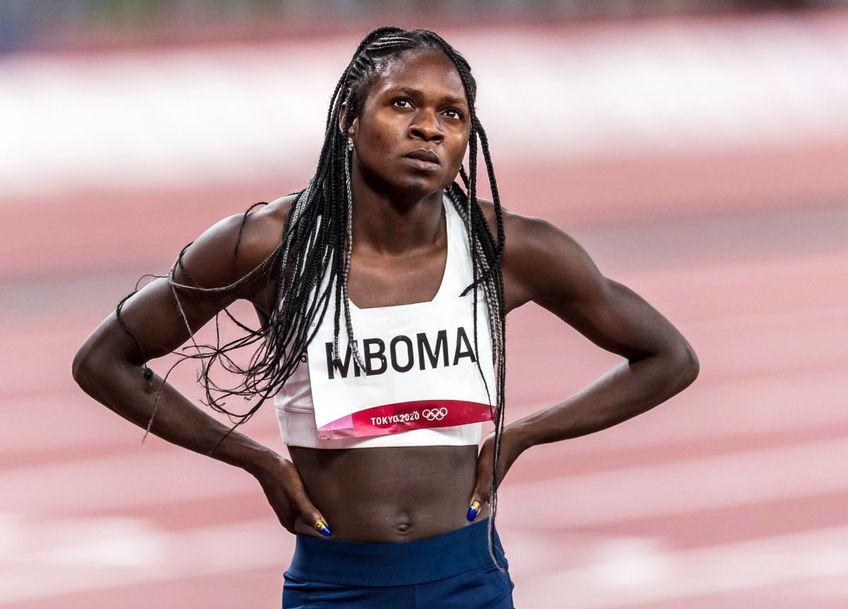 Christine Mboma, una dintre aceste atlete, a doborât de două ori recordul de juniori U20 în doar 8 ore! foto: Imago