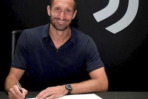 Chiellini, rezolvat! A semnat un nou contract și joacă până la 39 de ani!