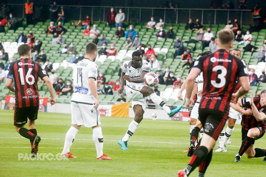 Răzvan Lucescu a pierdut primul meci oficial de la revenirea la PAOK! 1-2 cu locul 4 din Irlanda