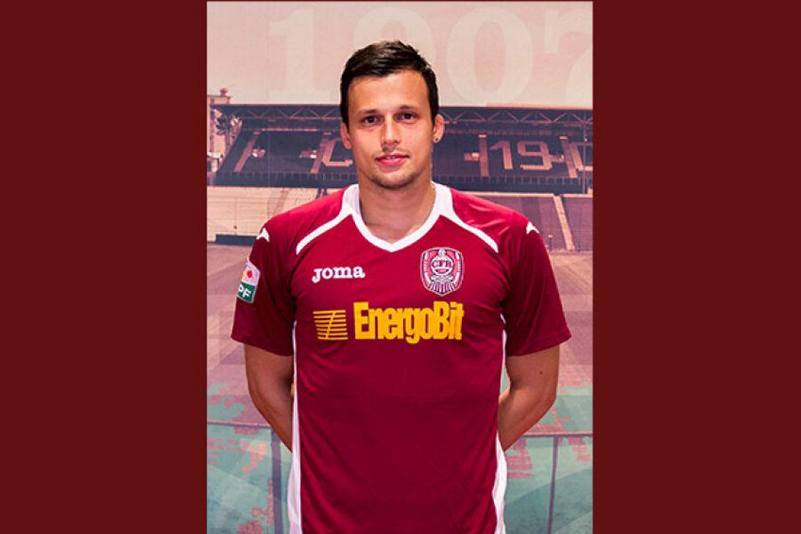 Dinamo și-a găsit atacant! Un fost rival din Liga 1 semnează mâine contractul