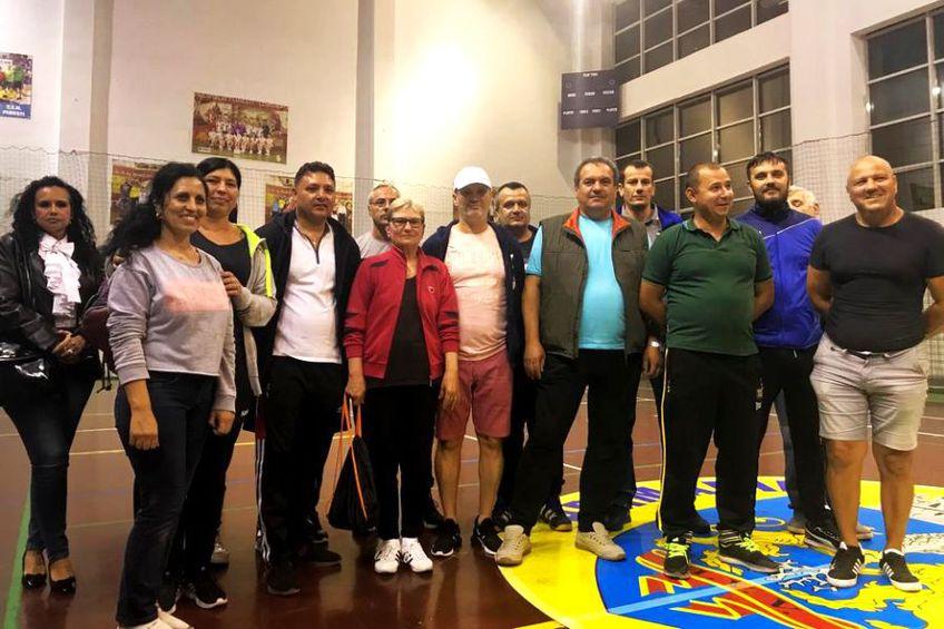 Părinții unora dintre jucătoare s-au solidarizat cu doctorul Viorel Dohotaru