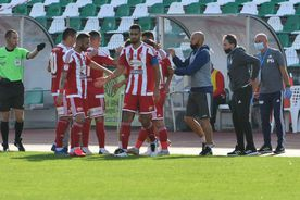 SEPSI - FC ARGEȘ 1-0. FOTO + VIDEO » Covăsnenii, pe locul 4 în Liga 1! Clasamentul actualizat