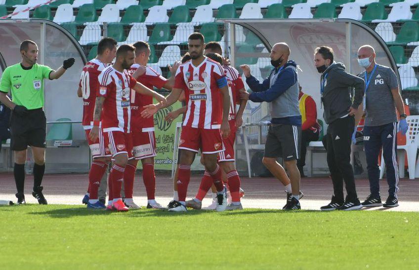 Sepsi Sf. Gheorghe a învins-o pe FC Argeș, scor 1-0, în runda cu numărul 6 din Liga 1.
