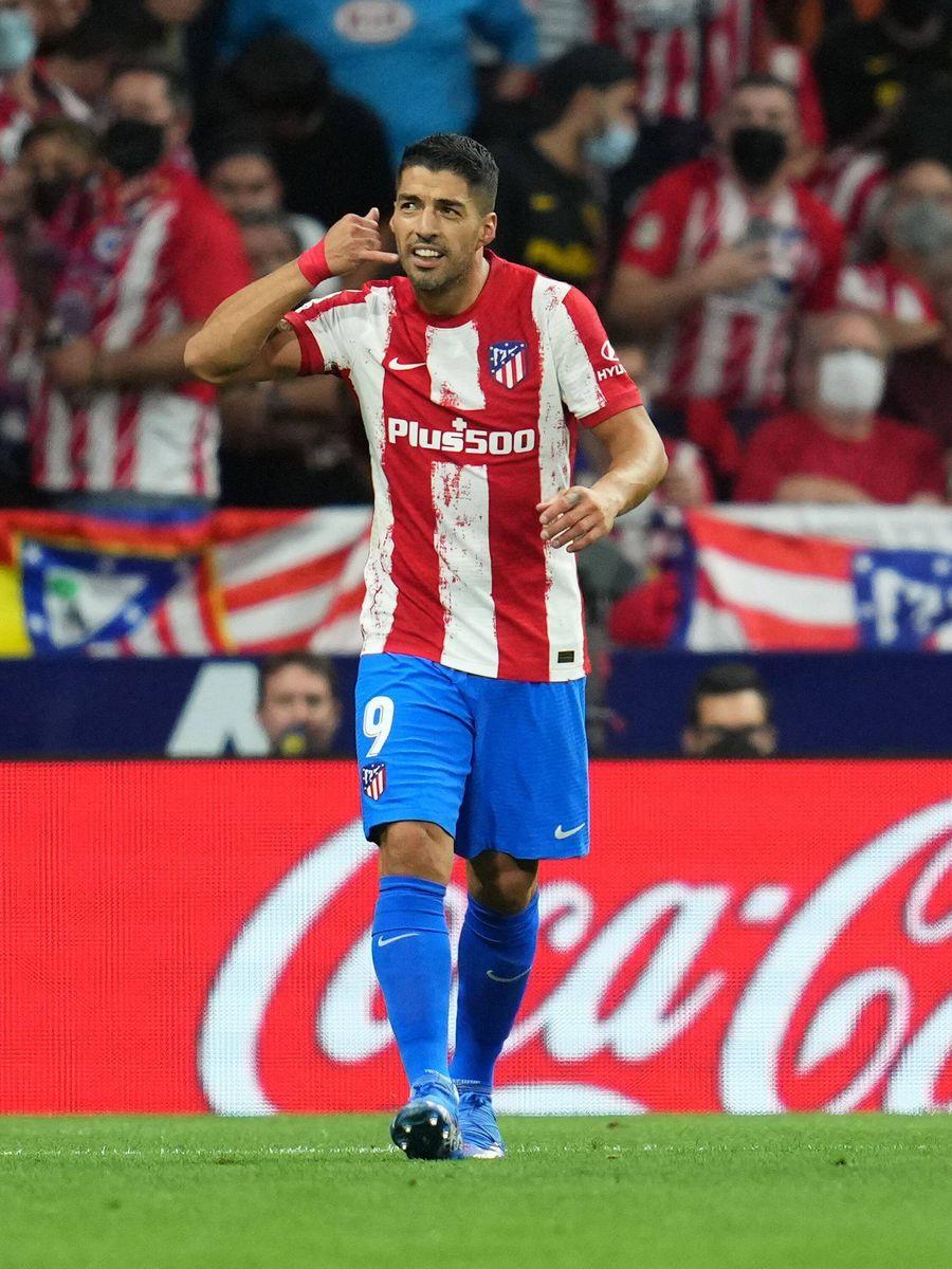 """Luis Suarez, explicații pentru gestul făcut după ce a marcat în poarta Barcelonei: """"Așa am stabilit"""""""