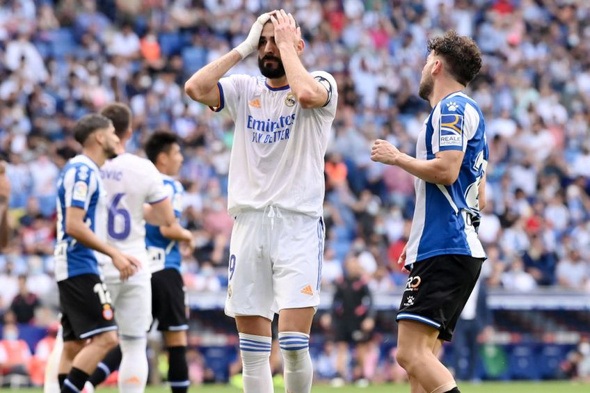 ESPANYOL - REAL MADRID 2-1 // foto: Guliver/gettyimages