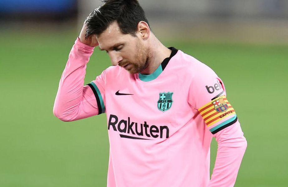 essi câștigă 40 de milioane de euro anual la Barça și în august a făcut prima încercare de a pleca