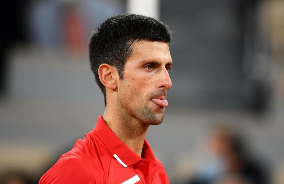 Novak Djokovic e criticat de Martina Navratilova. foto: Guliver/Getty Images