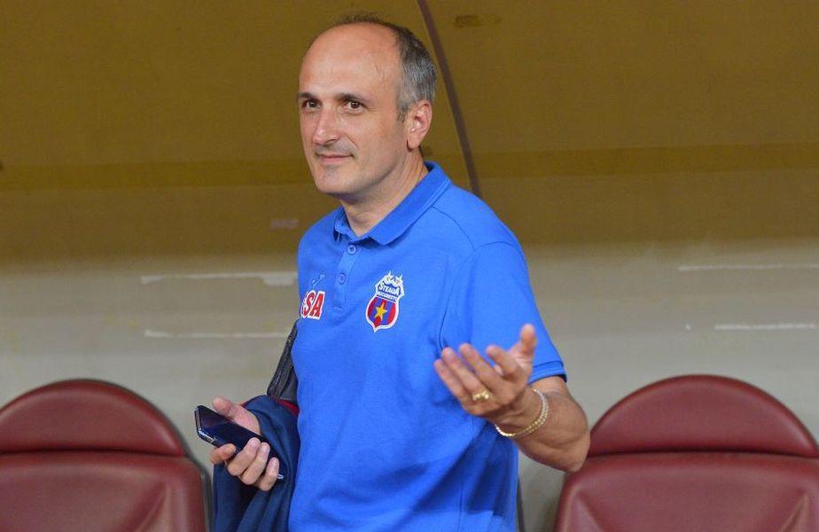 Florin Talpan, juristul CSA Steaua, continuă disputa pe care o poartă cu FCSB