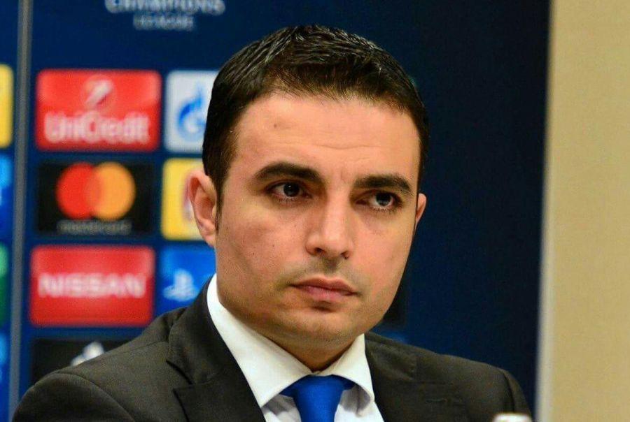 Nurlan Ibrahimov, ofițerul de presă al lui Qarabag