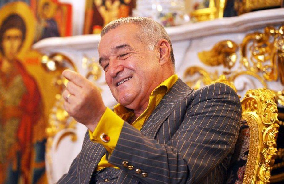 Gigi Becali sfidează criza și-i mărește salariul lui Olimpiu Moruțan