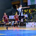 Carmen Martin a marcat în meciul de ieri, contra Rapidului, 7 goluri FOTO Dan Potor