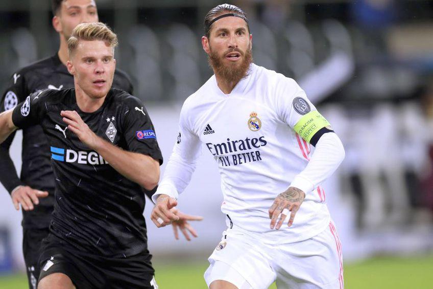 Borussia Monchengladbach - Real Madrid s-a încheiat 2-2 // foto: Imago
