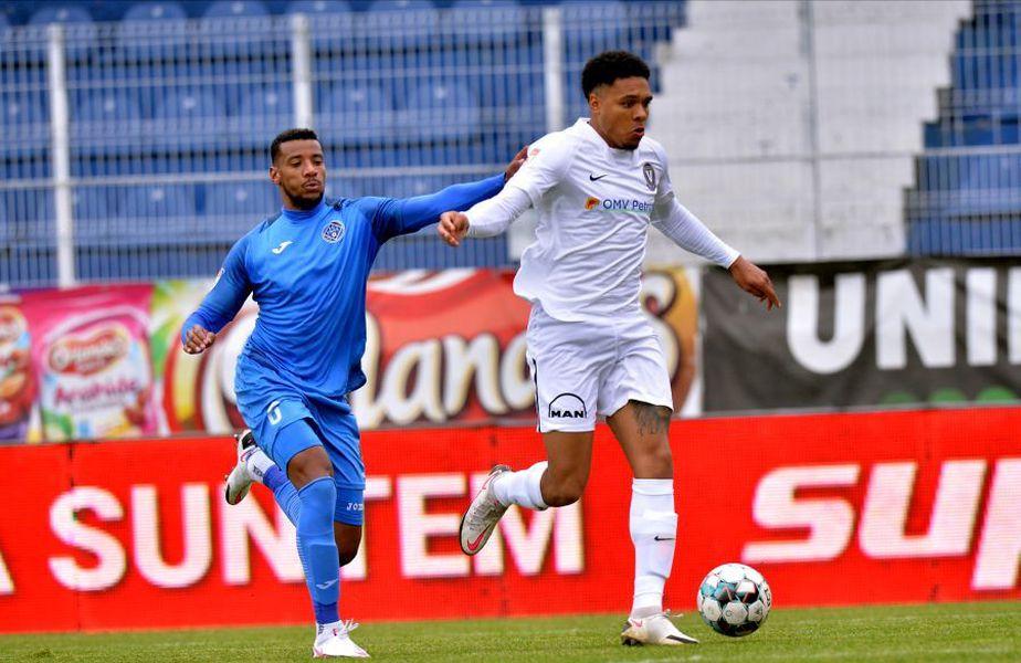 FC Voluntari și Academica Clinceni au remizat, scor 3-3, în primul meci al rundei cu numărul 12 din Liga 1.