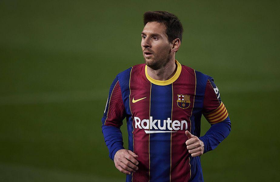 Lionel Messi, 500 de meciuri în La Liga. Sursa foto: Imago