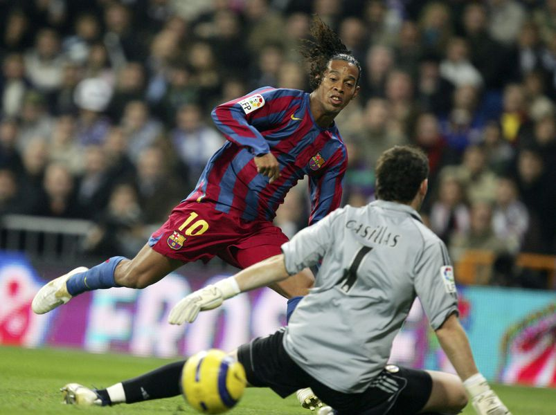 Ronaldinho - evergreen