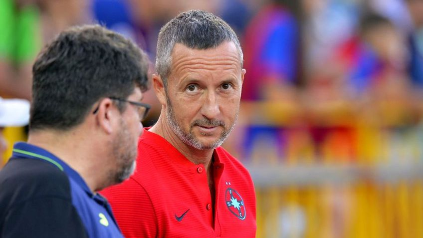 MM Stoica, manager general FCSB