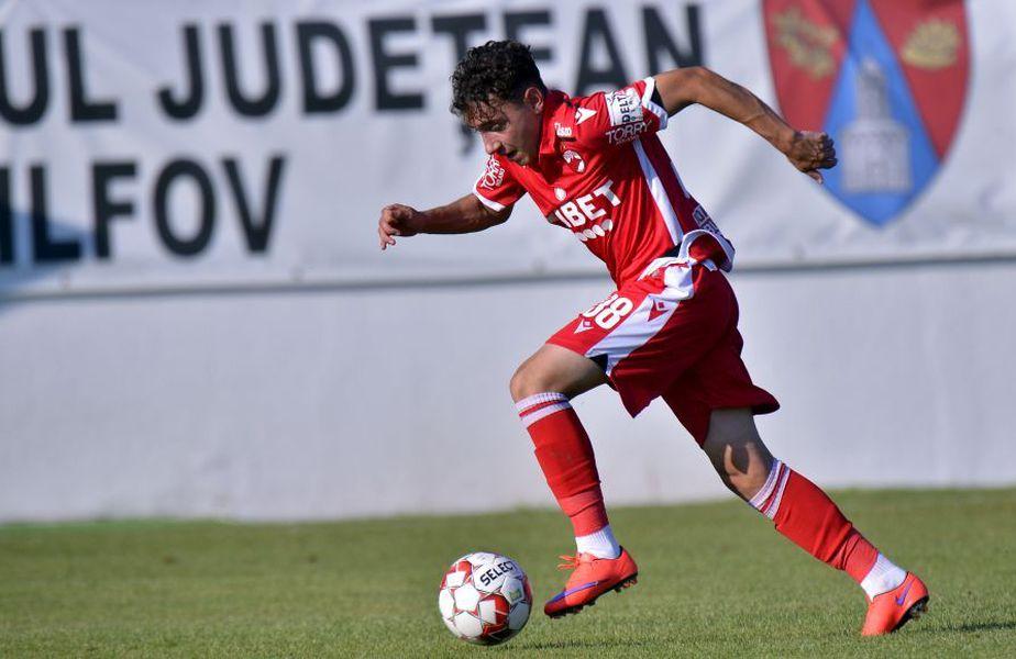 Tatăl lui Ahmed Bani (18 ani) dezvăluie că mijlocașul a plâns în momentul în care a aflat că va fi cedat de Dinamo la FC Voluntari.