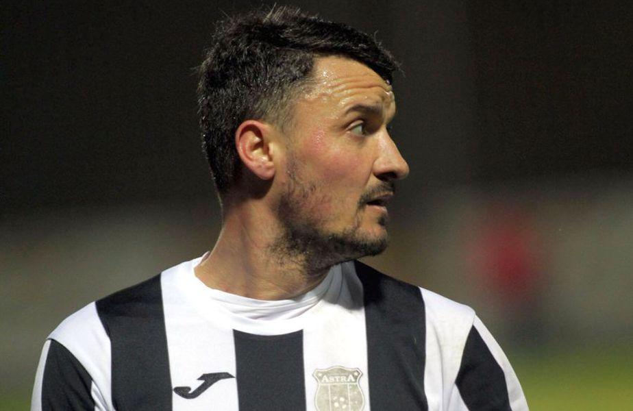 Bogdan Mara, directorul sportiv de la Astra Giurgiu, crede că nicio echipă din România nu și-l poate permite acum pe Constantin Budescu (31 de ani, mijlocaș ofensiv).