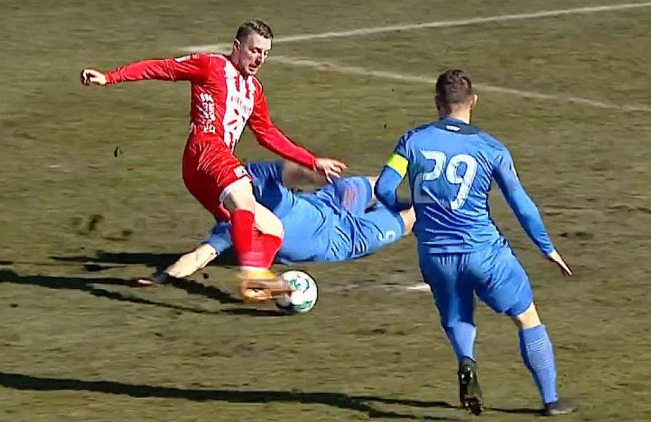 Liviu Antal // FOTO: Captură TV Telekom Sport